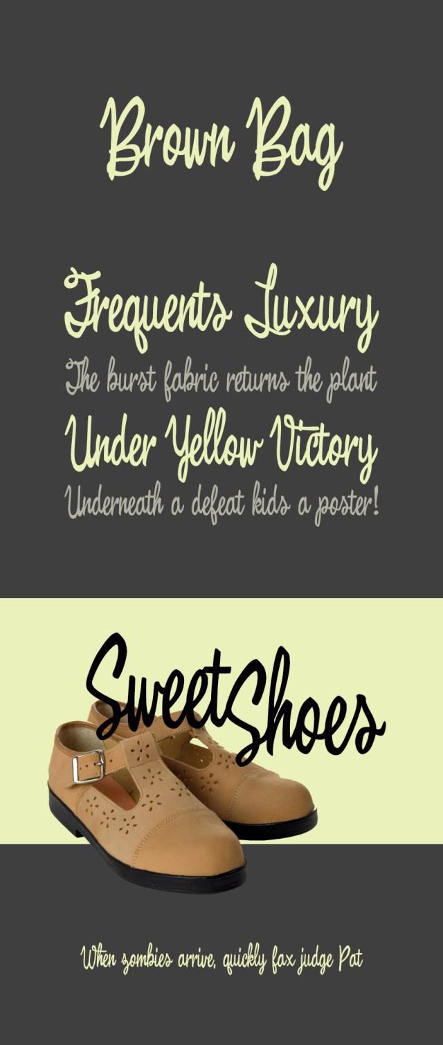 brown-bag-free-font