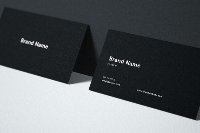 Free business card mockup free design resources free business card mockup colourmoves
