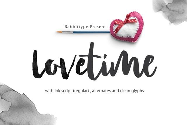 Lovetime Script