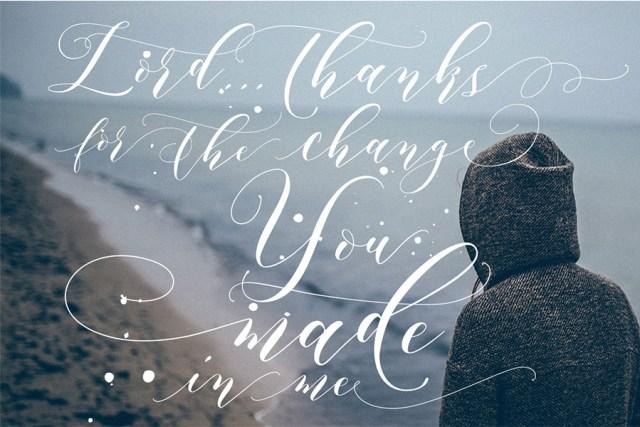 Aidan Romantic Script