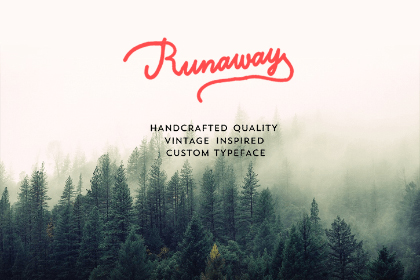 Runaway-free font