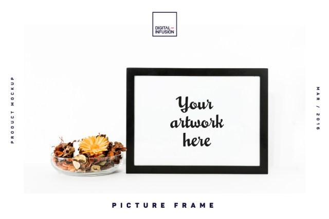 Picture Frame Mockup
