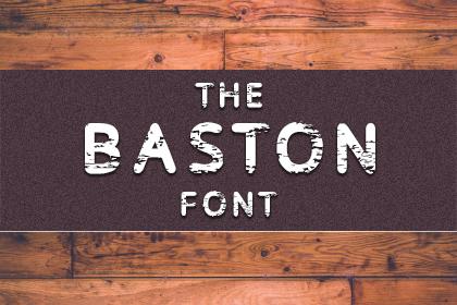 Baston - Free Font