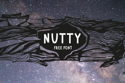Nutty Free Font