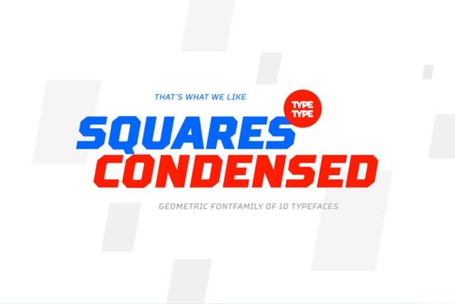 Squares Condensed - Free Demo