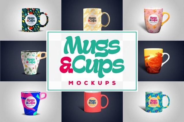 Classic Mug Mockup Free Demo