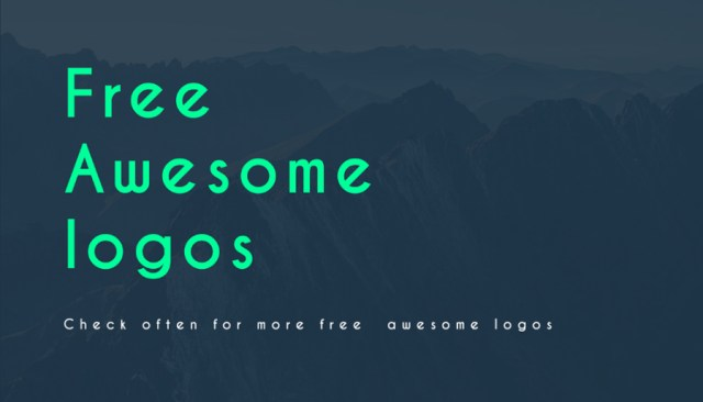 Free Awesome Logo Collection