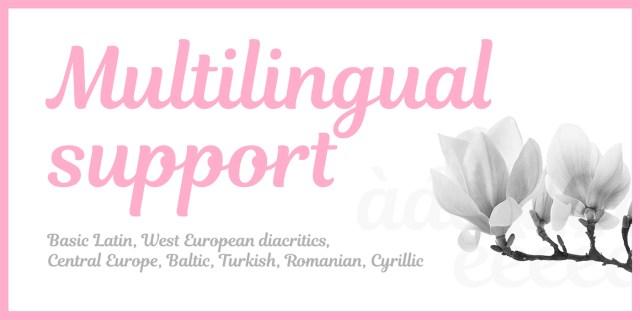 Magnolia Script Free Font