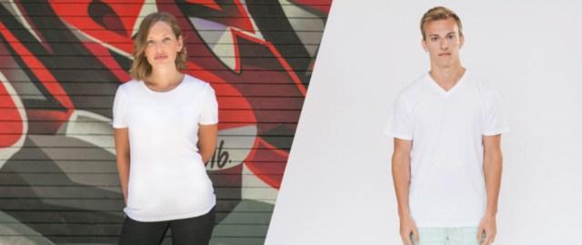 Free Photorealistic T-Shirt Template