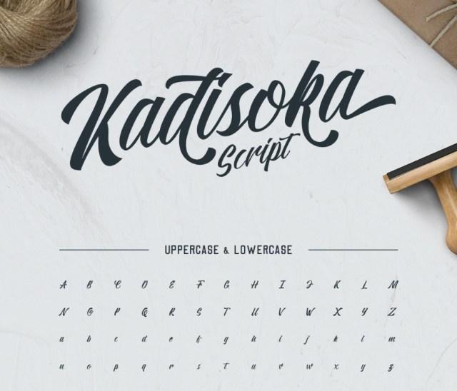 Kadisoka Script Free Demo