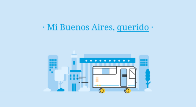 Buenos Aires Free Icon Set