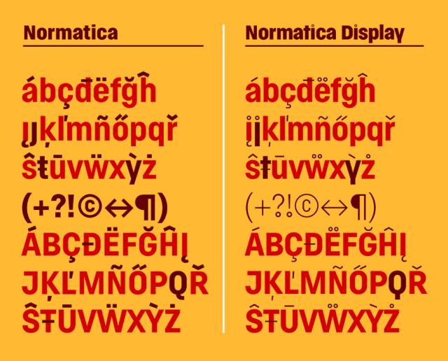 Normatica Display Free Demo