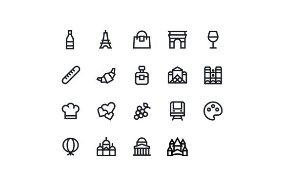 Citysets Free City Based Icon Set