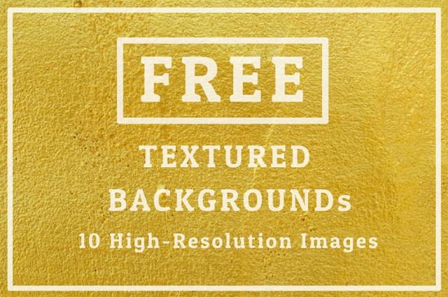 10 Textured Backgrounds Set 9