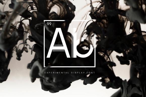 Avenue X Experimental Free Font