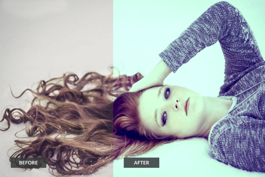 Free 20 Photoshop Actions