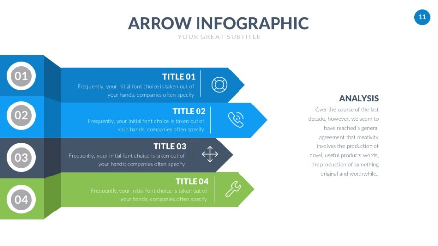 Free business powerpoint template free design resources free business powerpoint template flashek Choice Image
