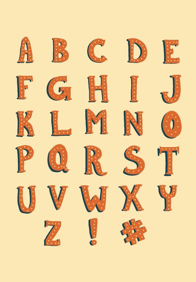 Retro Display Free Typeface