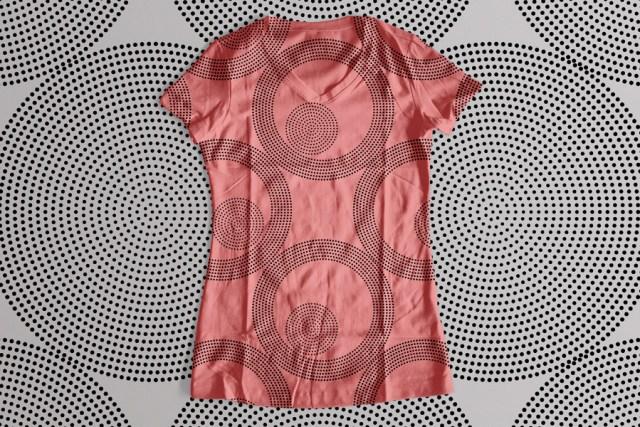 Free Dotted Circles Seamless Pattern