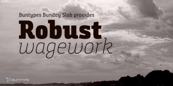 Bunday Slab Family Free Demo
