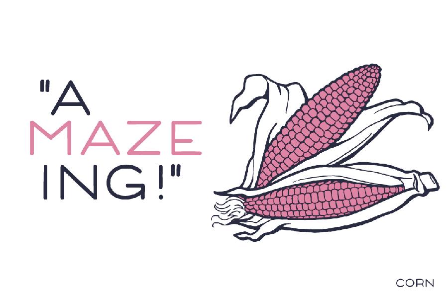 Corn Free Demo Typeface