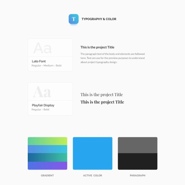 Sobo Mobile UI Kit Free Demo