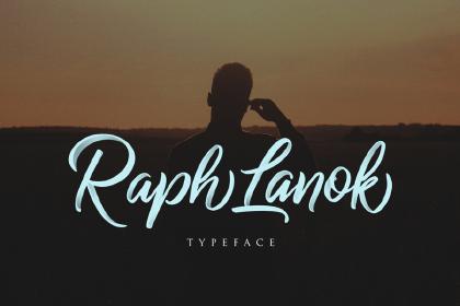 Raph Lanok Script Free Demo