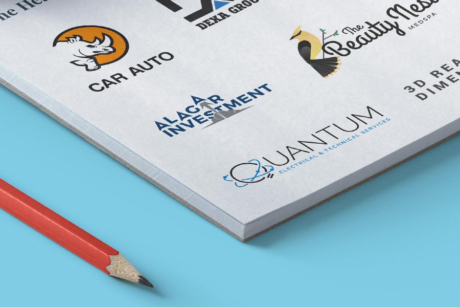 Free Logo Design Template