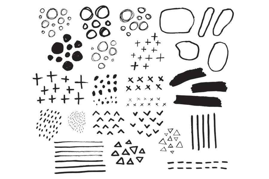 Free Hand-Drawn Vector Graphics