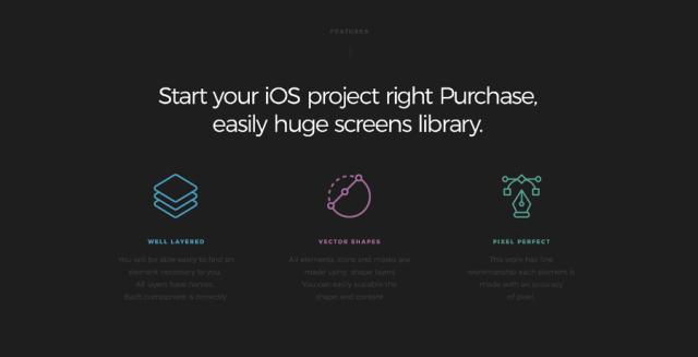 Kate Mobile UI Kit Demo