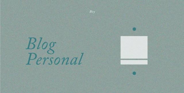 Free Minimal Blog Template — Free Design Resources