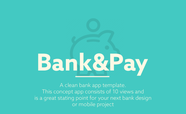 Pay Free Mobile UI Kit