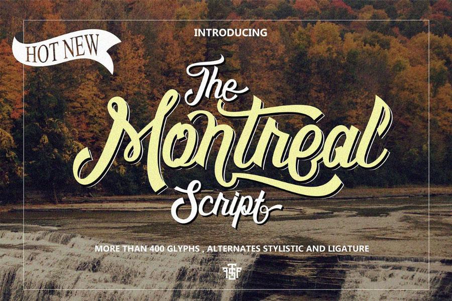 The Montreal Script Demo