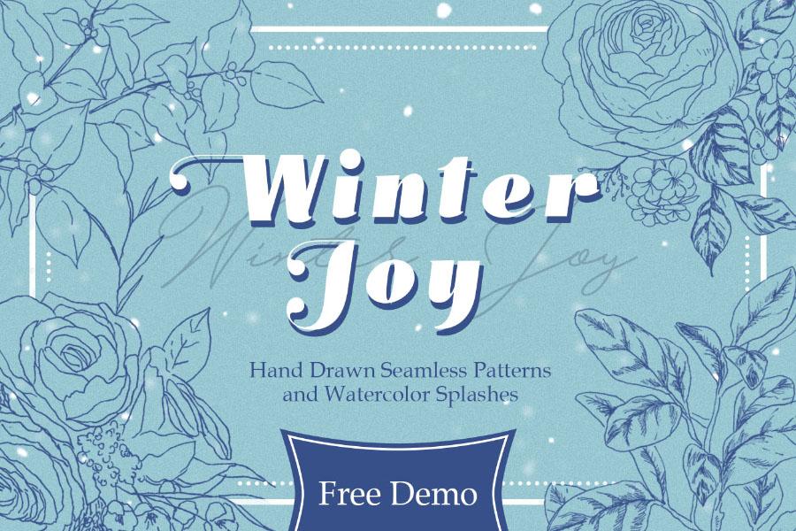 Winter Joy Free Demo Pack
