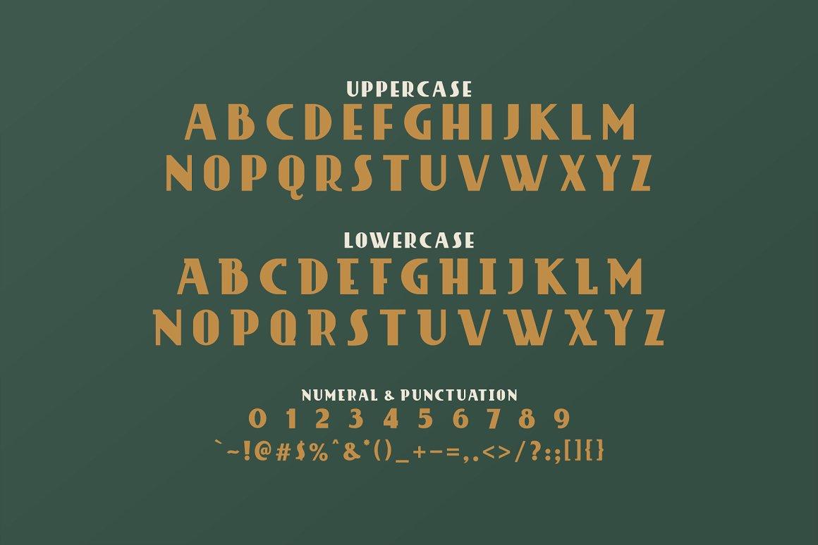 Palmtree Free Retro Font