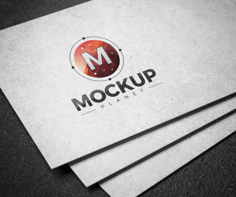 free psd branding card mockup free design resources