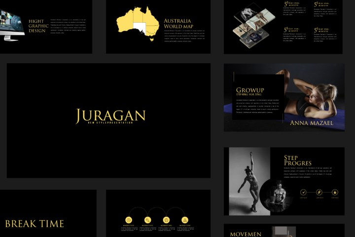 Juragan Multipurpose Template