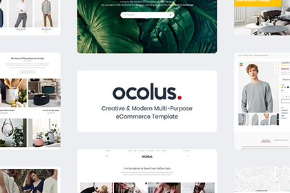 Ocolus Multi-Purpose Template