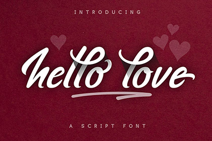 Hello Love Script Demo