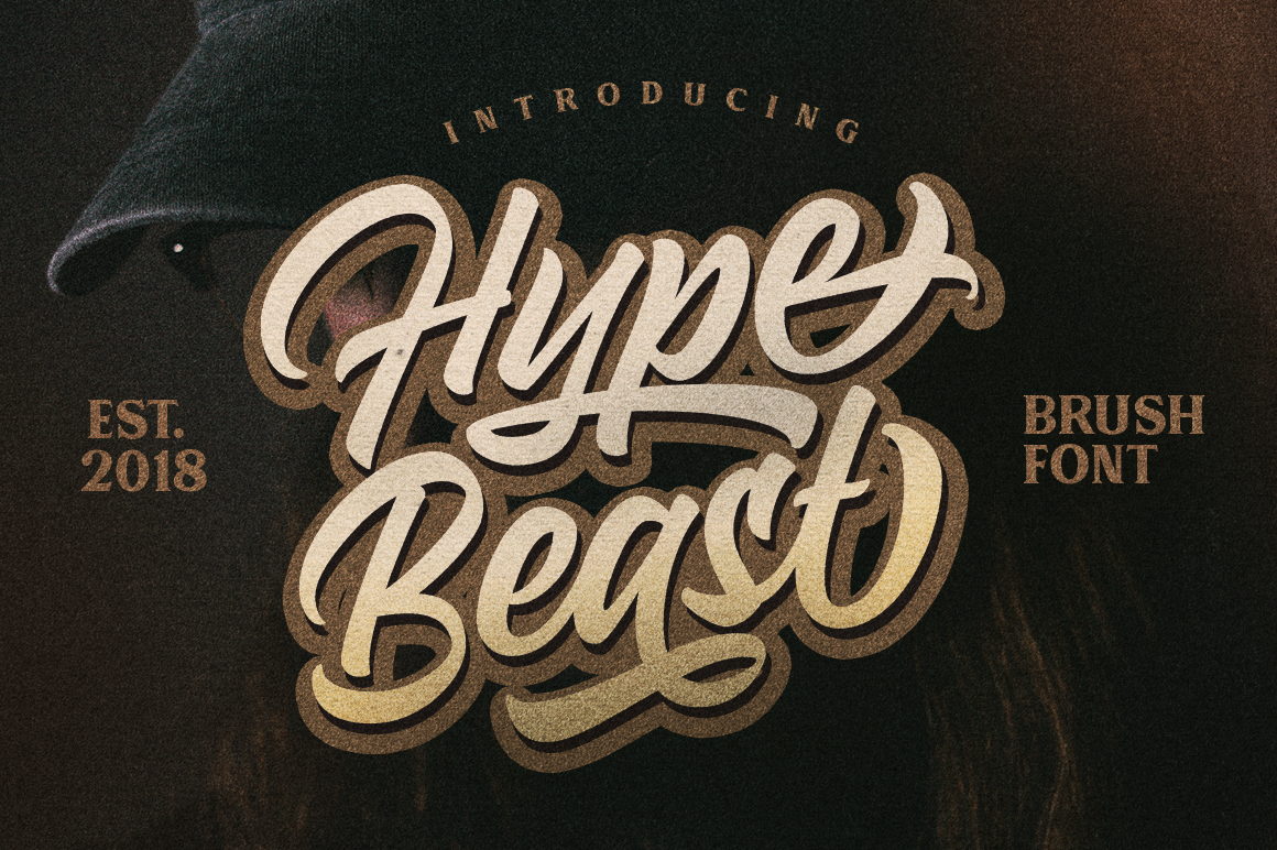 Hypebeast Font Free Demo