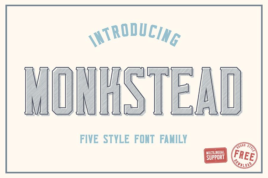 Monkstead Round Free Demo