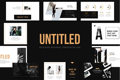 Untitled Free Presentation Template
