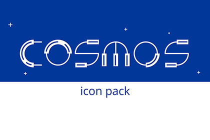 Cosmos Free Icon Pack