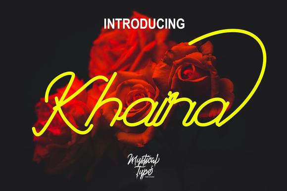 Khaira Monoline Free Demo