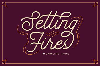 Setting Fires Script Demo