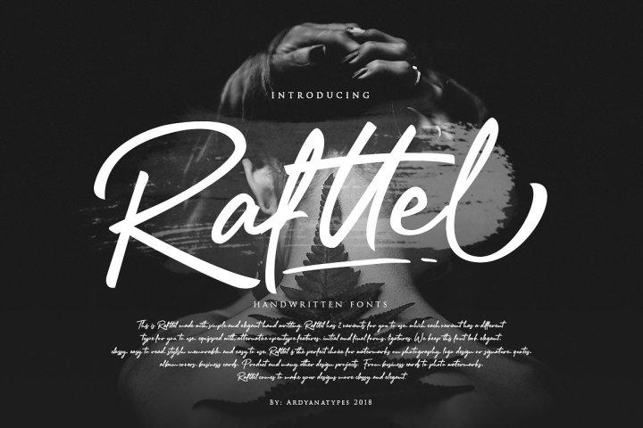 Rafttel Script Free Demo