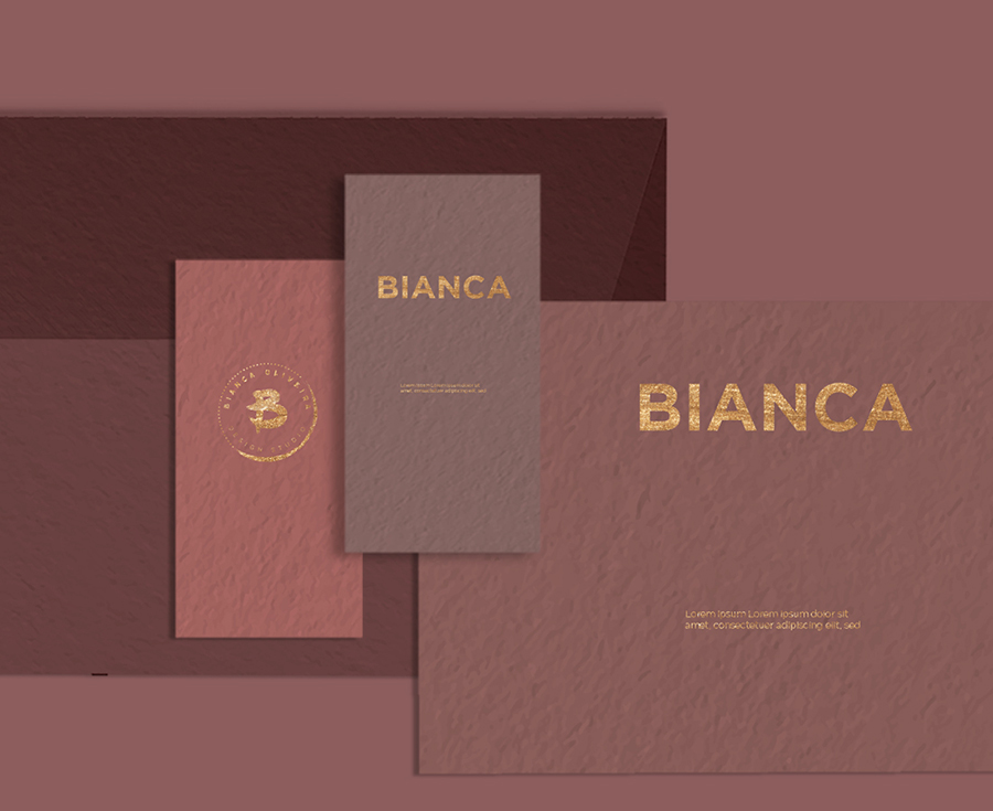 Basic Stationery Mockup Free