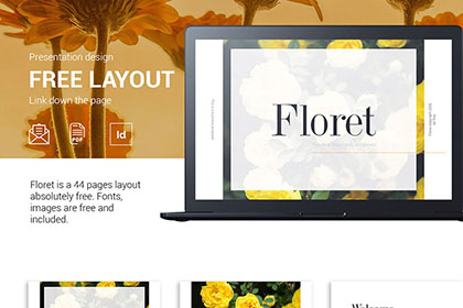 Floret Free Proposal Template
