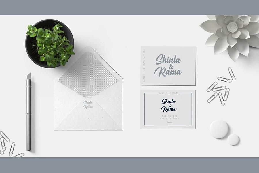 Pristyne Handlettering Script