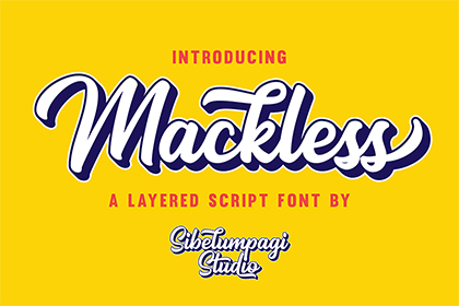 Mackless Script Free Demo